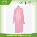 Outdoor PVC Adult Raincoat