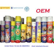 Insecticida / Mosquito Spray / Exportação Mosquito Insecticide Spray Killer Aerosol Anti Mosquito Produto Mosquito Spray