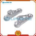 Forging aluminum equipment components