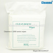 Manufacturer Cleanroom Nonwoven/polyester/microfiber Wipe with competitive price