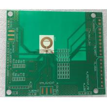 China for RF Design PCB 4 layer 10 mil Rogers 4003C PCB export to Russian Federation Importers