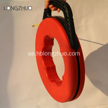 Fish Tape Reel With Impact Case Wire Puller