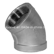 Stainless Steel 150psi 45 Degree Elbow