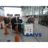 Hydraulic Ship Transfer Trolley