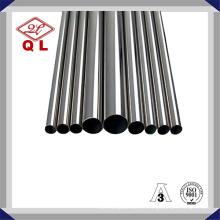 304 / 316L Tubo sem costura sanitária de aço inoxidável e tubo