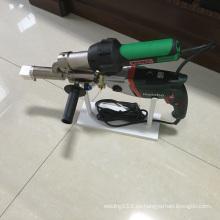 Sdj3400 máquina de extrusora de soldadura de plástico a mano