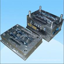 Fabrication d'outils à injection plastique LED
