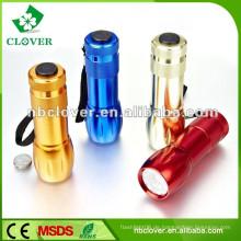 Mini billigste mächtigste LED-Taschenlampe