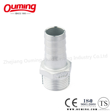 Stainless Steel Fitting Hose Nipple with Female End