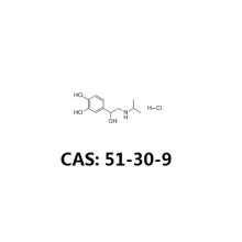 Isoprenaline hydrochloride api cas 51-30-9
