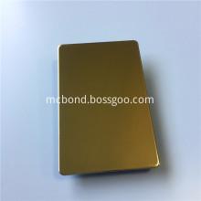 Mirror Coating Aluminum Composite Panels