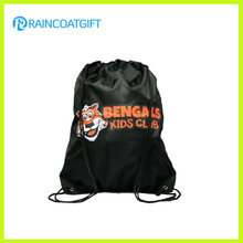 Promotional Customized Logo Polyester Drawstring Backpack RGB-103