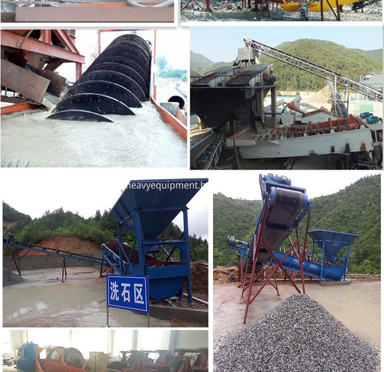 Stone Washing Plant For Sale