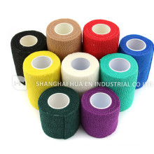 colored elastic bandage
