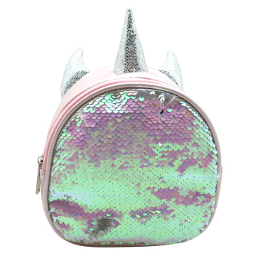 UNICORN1  SEQUIN BACKPACK-0