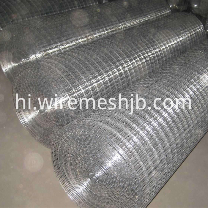 Welded Wire Mesh Rolls