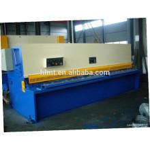 Hydraulische schere Maschine QC12Y-10X4000 Wolle Schere Maschine