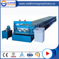 Automatisk Metal Decking Golv Roll Forming Machine