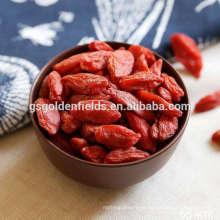 Importación de frutas Agricultura Alimentos Goji Berry, Bayas orgánicas Goji