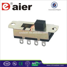 Daier slide switch ACS23L01 made in China SMD slide switch