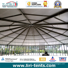 15m Octagonal Tent for 400 People Capacity Event Party