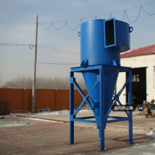 Nakita ang industrial cyclone dust collector