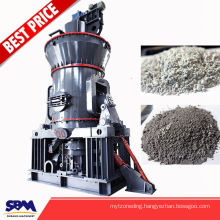 Low investment mtm medium speed trapezium for ore, quicklime powder mill