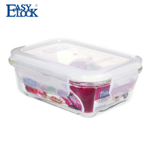 Lfgb high borosilicate glass storage box