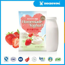 fruit taste bifidobacterium yogurt parfait recipe