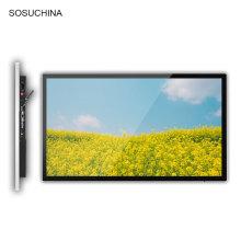 monitor de pantalla digital con publicidad lcd de montaje en pared