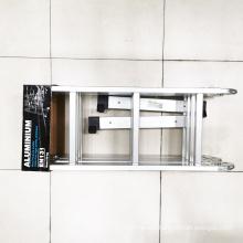 Aluminum Multifunction Folding Step Ladder wth aluminum hinge