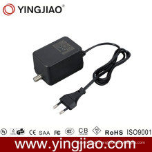 15W AC DC CATV Power Adaptor with CE