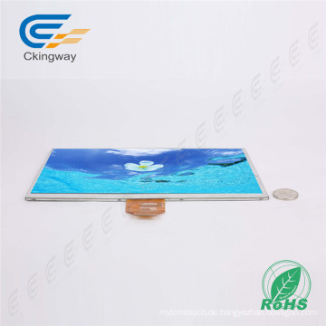10.1 Zoll Auflösung 1024 X600 Lvds Schnittstelle Farbe TFT LCD Display