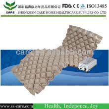 CARE-- colchão de ar anti-decúbito de baixo custo