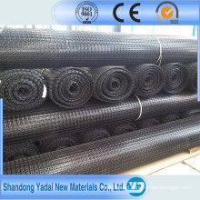 Fiberglass Geogrid Biaxial Plastic ASTM Standard Buliding Construction for Road Construction