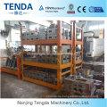 Kunststoff-Extruderschraube mit großer Kapazität Barre