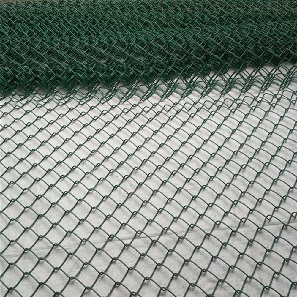 Vinyl Chain Link Fence China Manufacturer