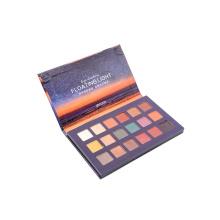 Dongguan manufacturer Cosmetic packaging eye shadow box customized cosmetic box