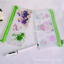 Printed colorful pencil case for promotion