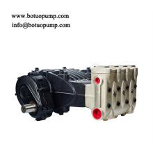 Gearbox Driving Triplex Plunger Pump