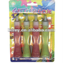 OEM 22ml glitter glue /DIY painting set /gift