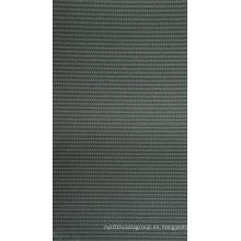 Tela de poliéster Oxford Stripes Double Tone con revestimiento de PVC