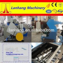 Waste plastic Pipe Profile Panel crusher recycling machine granulator