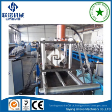 Máquina de laminação a frio de perfil de aço unovo aço
