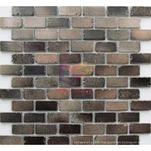 Broken Edge Glass Crystal Glass Mosaic Tiles (CFC615)