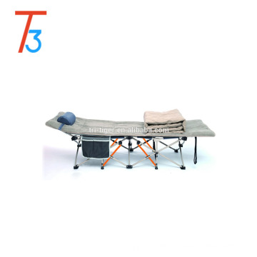 Multifunctional Portable Folding camping Bed with sturdy construction