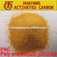 Tratamento de água PAC em pó cloreto de polialumínio 30%