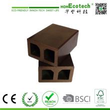 Viga de cubierta compuesta plástica de madera