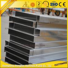 Perfil de Construsão em Liga de Alumínio para Material de Construção