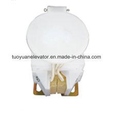 Boîte à huile ronde pour pièces d'ascenseur (TY-OC001)